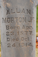 Profile photo:  Allan Morton, Jr