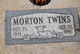 "Profile photo:   "" "" <I> </I> Morton,"