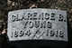 Clarence Bonner Young