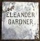 Eleander <I>Walters</I> Gardner