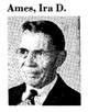Ira Douglas Ames