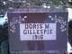 Doris Gillespie