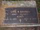 Otis Rene Barnes