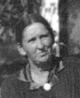 Bertha Mary <I>Tucker</I> Edlund