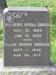 Rev Henry McCall Goodwin