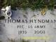 PFC Thomas Hyndman