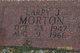 Larry J Morton