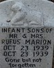 Infant Marion