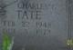 Charles G Tate