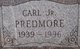Carl Predmore Jr.