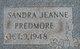 Sandra Jeanne Predmore