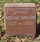 Profile photo:  Adeline <I>Saterfield</I> Gholson