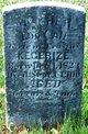 Lucy Ann <I>Schlabach</I> Kegerize