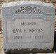"Eva Ellen ""Evie"" <I>Huff</I> Bryan"