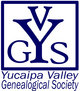 Yucaipa Valley Genealogical Society