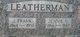 Euphemia Jennie <I>Marriott</I> Leatherman