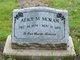 Alice Mae <I>Baker</I> Moran