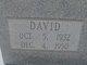 Profile photo:  David Bauer