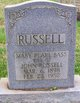 Mary Pearl <I>Bass</I> Russell