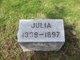 Julia <I>Cornell</I> Kellogg