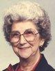 Profile photo:  Dorothy Elizabeth <I>Thorn</I> Adcock