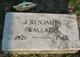J. Benjamin Wallace
