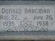Donald Bargman