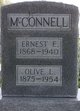 Ernest Erwin McConnell