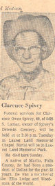 Clarence Owen Spivey