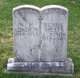 Profile photo:  Bessie Hannah <I>Sheets</I> Adkison