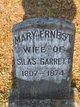 Mary Ernest Garrett