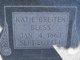 Katie <I>Breiten</I> Bless