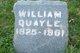 Col William M Quayle