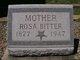 Rosa <I>Rieber</I> Bitter
