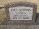 Paul Morris Jones