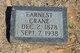 Earnest Crane