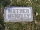 """Profile photo:  """"Mother"""" McNelly"""