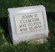 John D. Clemson