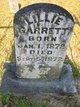 Lillie Garrett