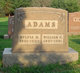 Profile photo:  Sylvia M. <I>Haldiman</I> Adams