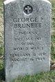 Profile photo:  George Peter Brunett