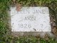 Ellen Jane <I>McLain</I> Akin
