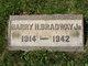 Harry H Bradway, Jr