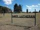 Gary Lutheran Cemetery
