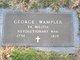 Hans George Wampler, Sr