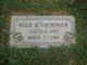 Nellie Mae <I>Richards</I> Gochenour