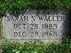 Sarah Susan <I>Goodrich</I> Waller