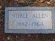 Profile photo:  Noble Allen