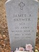 SGT James A. Brewer
