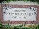 Profile photo:  Mary Frances <I>Geier</I> Bellchamber